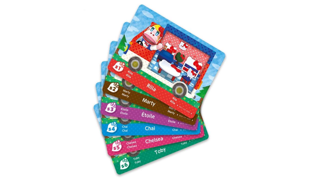 Animal Crossing New Leaf + Sanrio Amiibo Cards Pack Nintendo Pentru N3ds