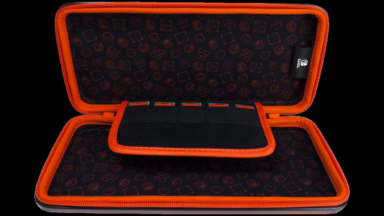 Carcasa Hori Alumi Case Super Mario pentru Nintendo / Nintendo Switch | NSW