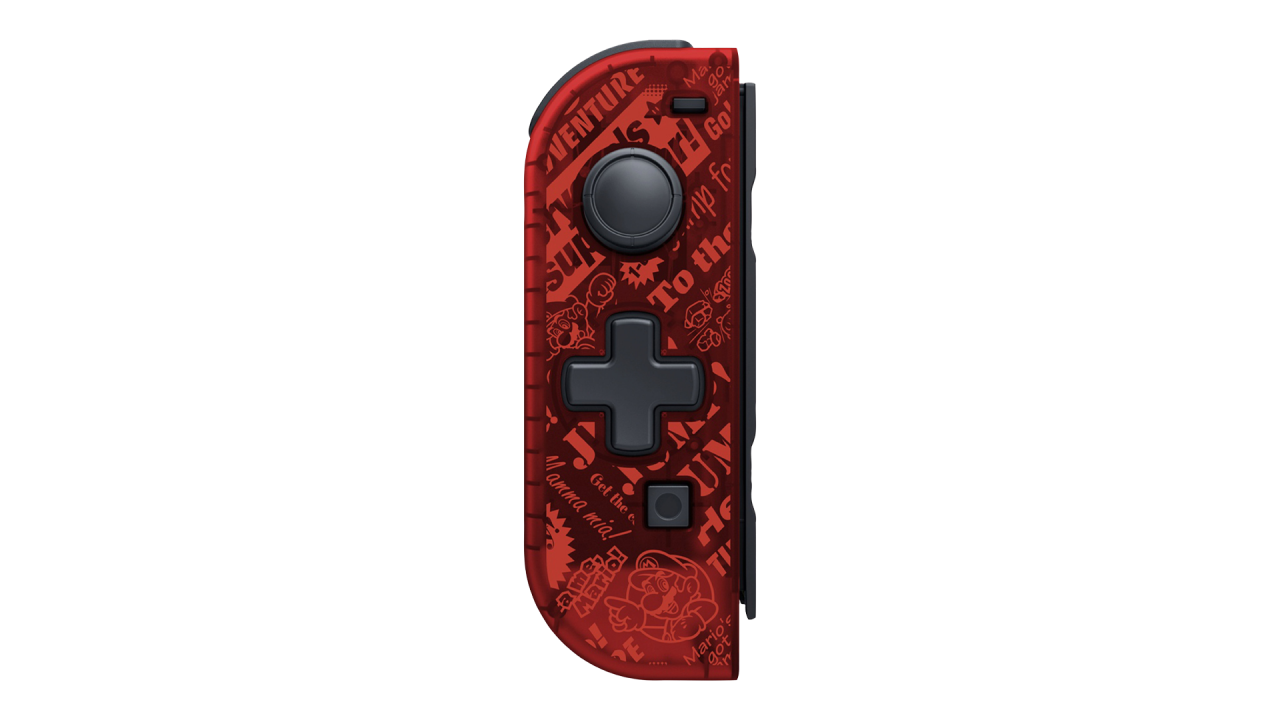 Controller Hori D Pad L Mario pentru Nintendo / Nintendo Switch   NSW