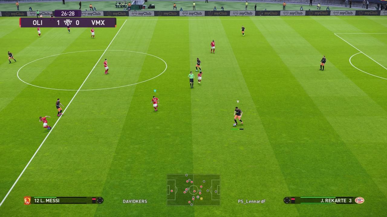 Joc eFootball PES 2020 pentru PlayStation 4 | PS4