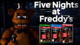 Five Nights at Freddy's Core Collection Nintendo Switch