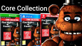 Five Nights at Freddy's Core Collection XONE XSX XBOX ONE