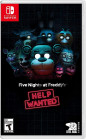 Five Nights At Freddys Help Wanted pentruNintendo