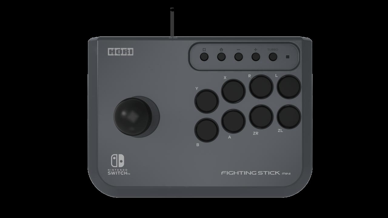 Hori Fighting Stick Mini pentru Nintendo / Nintendo Switch   NSW