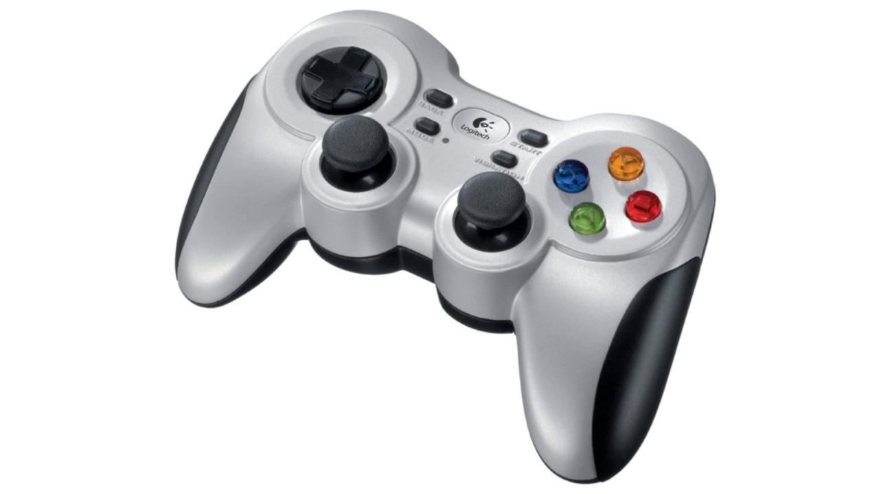 Logitech Gamepad F710 Pentru Pc