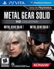 Metal Gear Solid HD Collection pentru PlayStation Vita