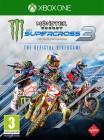 Monster Energy Supercross 3 pentruXBOX ONE