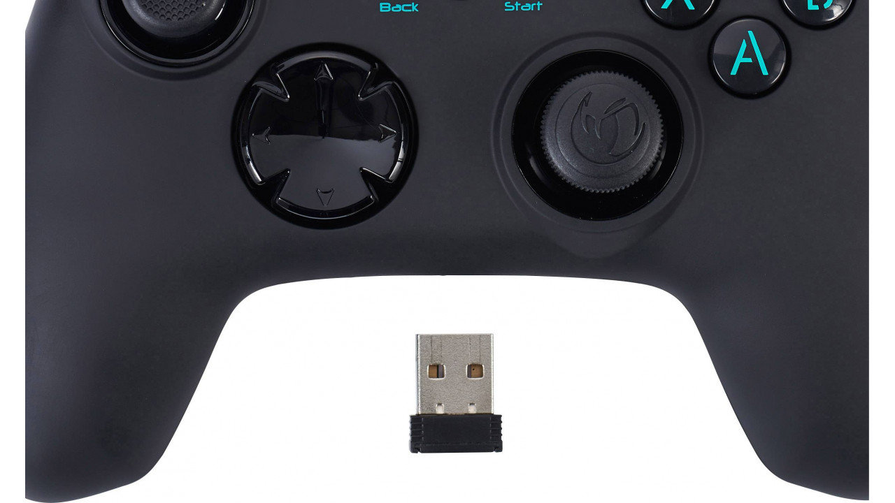 Nacon Controller Gaming Wrls Gc 200wl pentru PC / Calculator | PC