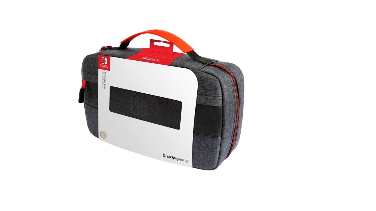 Pdp Official Commuter Case Elite Edition pentru Nintendo / Nintendo Switch   NSW
