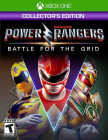 Power Rangers Battle For The Grid Collectors Edition pentruXBOX ONE