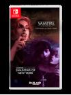 Vampire The Masquerade Coteries Of New York + Shadows Of New York pentruNintendo